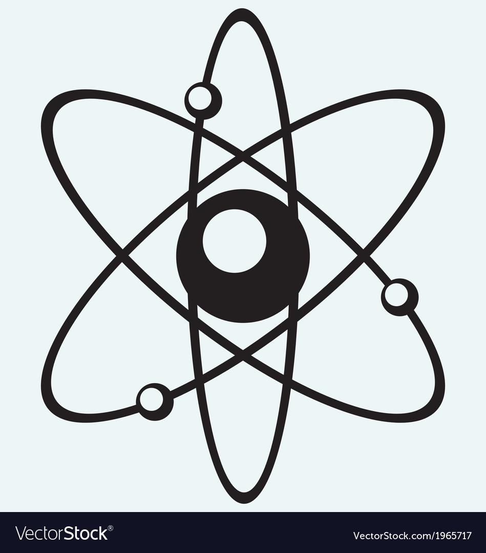 Molecule icon vector | Price: 1 Credit (USD $1)