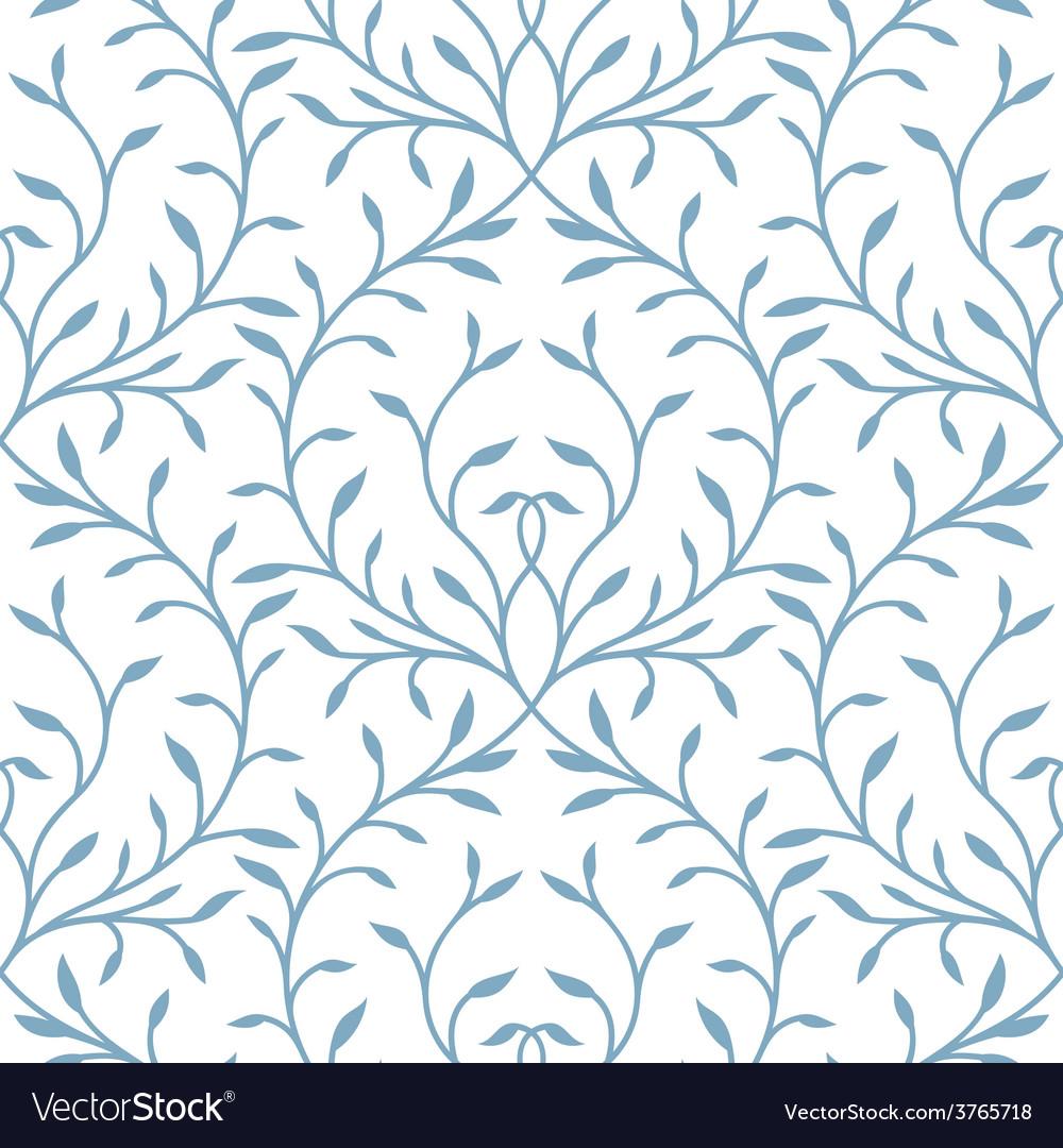 Seamless wallpaper pattern vector | Price: 1 Credit (USD $1)