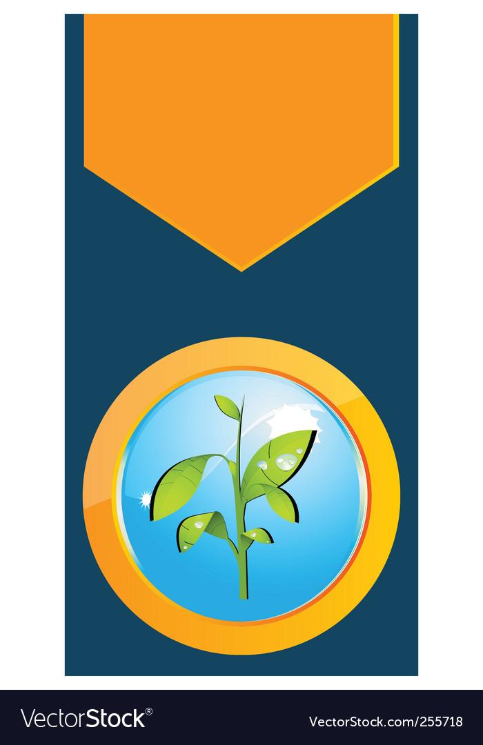 Seedlings vector | Price: 1 Credit (USD $1)
