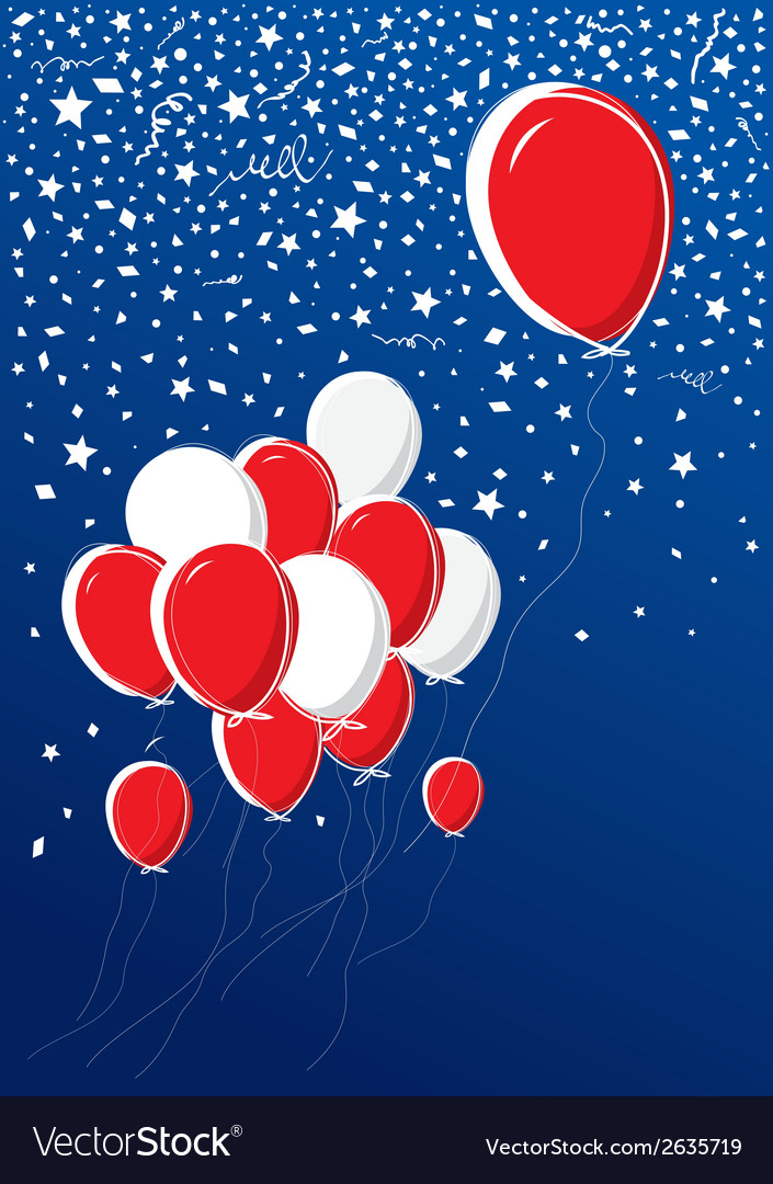 Balloon design vector | Price: 1 Credit (USD $1)