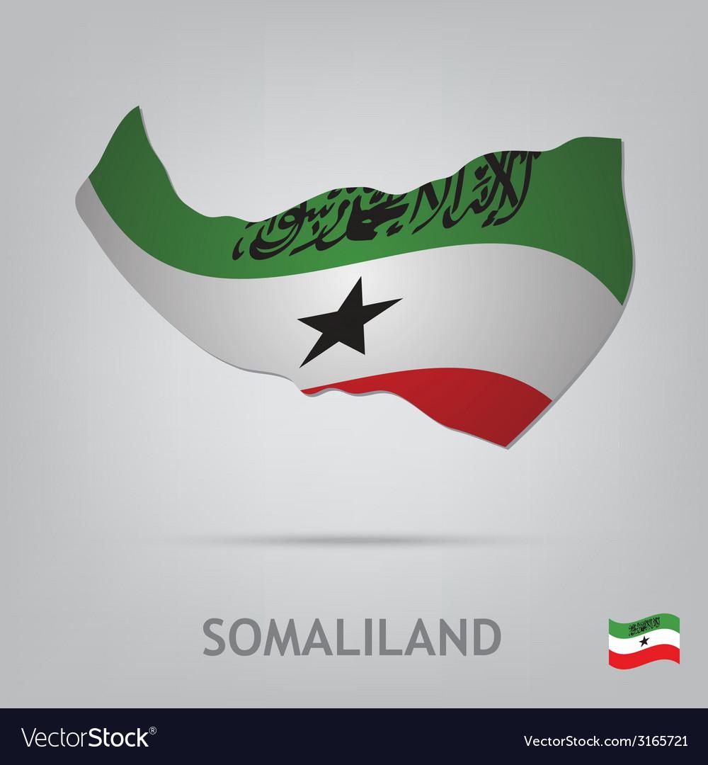 Somaliland vector | Price: 1 Credit (USD $1)