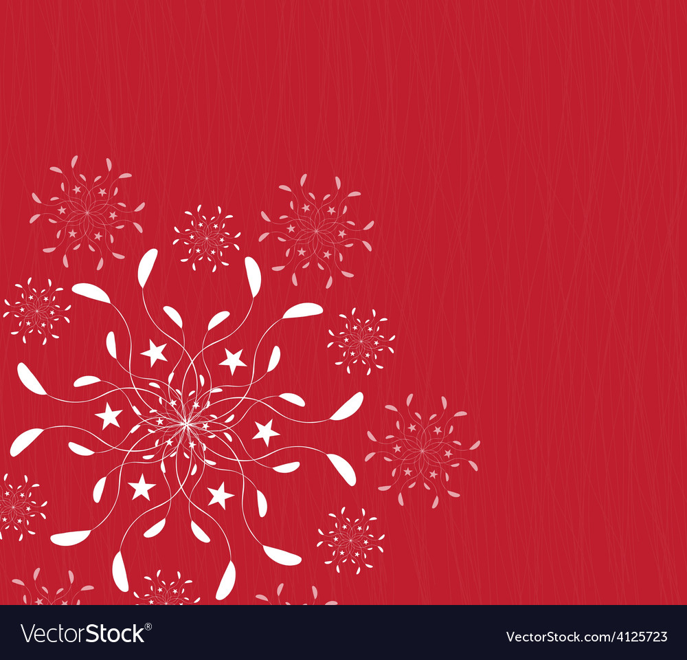 Blossom background vector