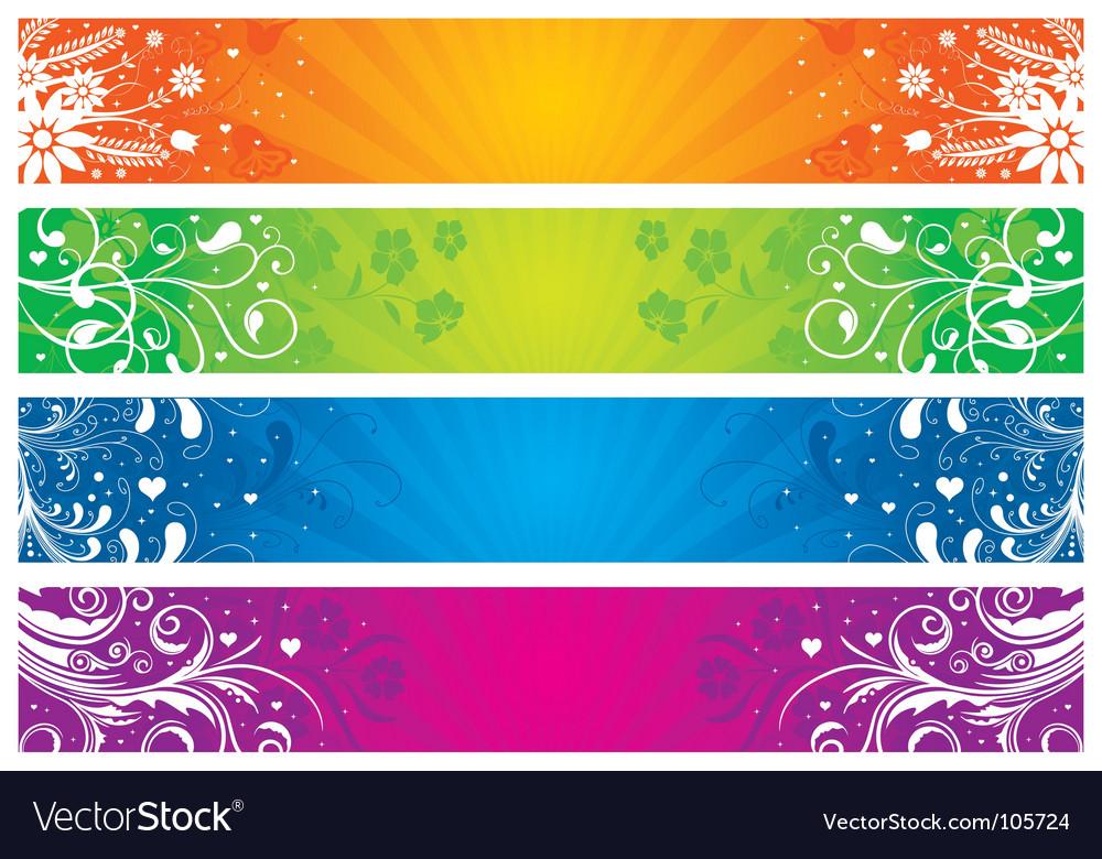 Website banners vector   Price: 1 Credit (USD $1)