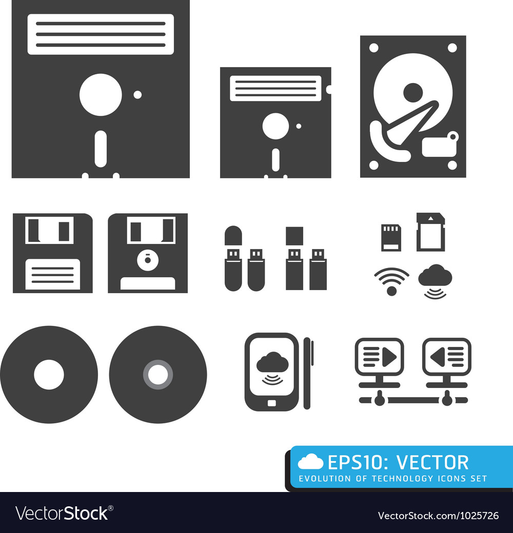 Tool computer web icons vector | Price: 1 Credit (USD $1)