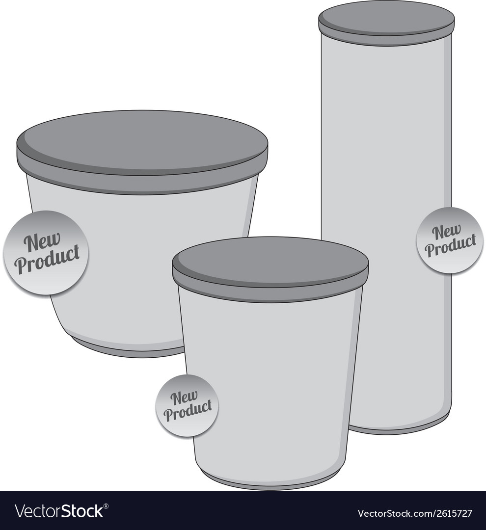 Container vector | Price: 1 Credit (USD $1)