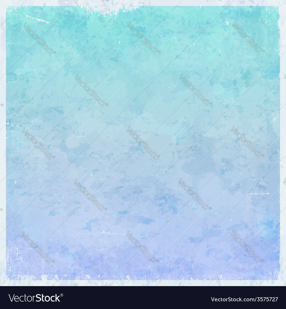 Winter ice themed grungy background vector | Price: 1 Credit (USD $1)