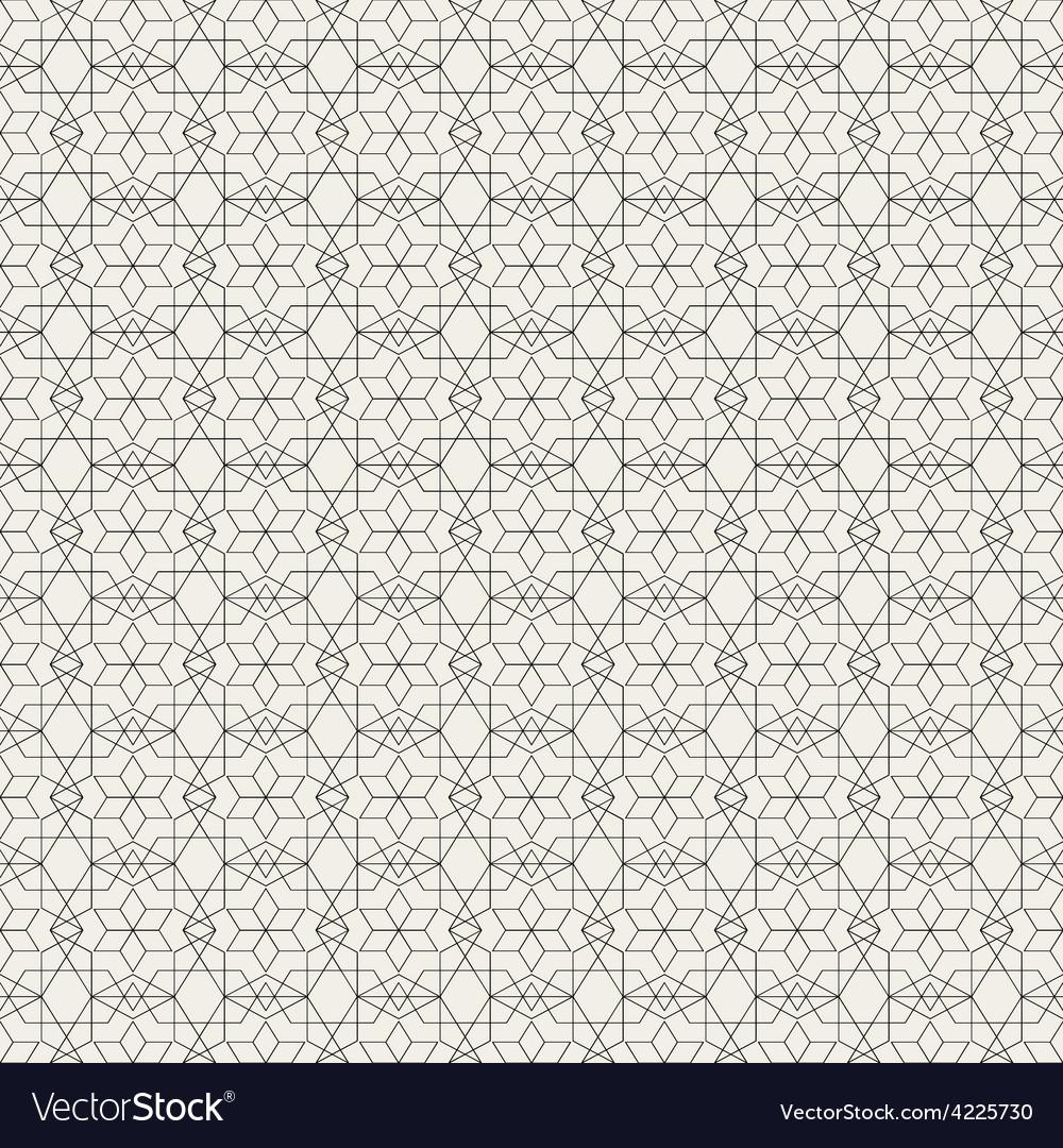 Seamless pattern modern stylish texture geometric vector   Price: 1 Credit (USD $1)