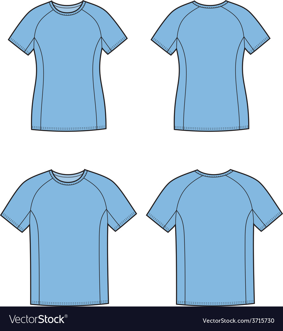 Sport t-shirt vector | Price: 1 Credit (USD $1)