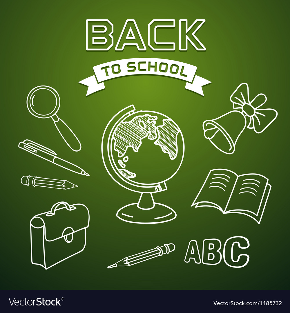 Welcome back to school vector   Price: 1 Credit (USD $1)