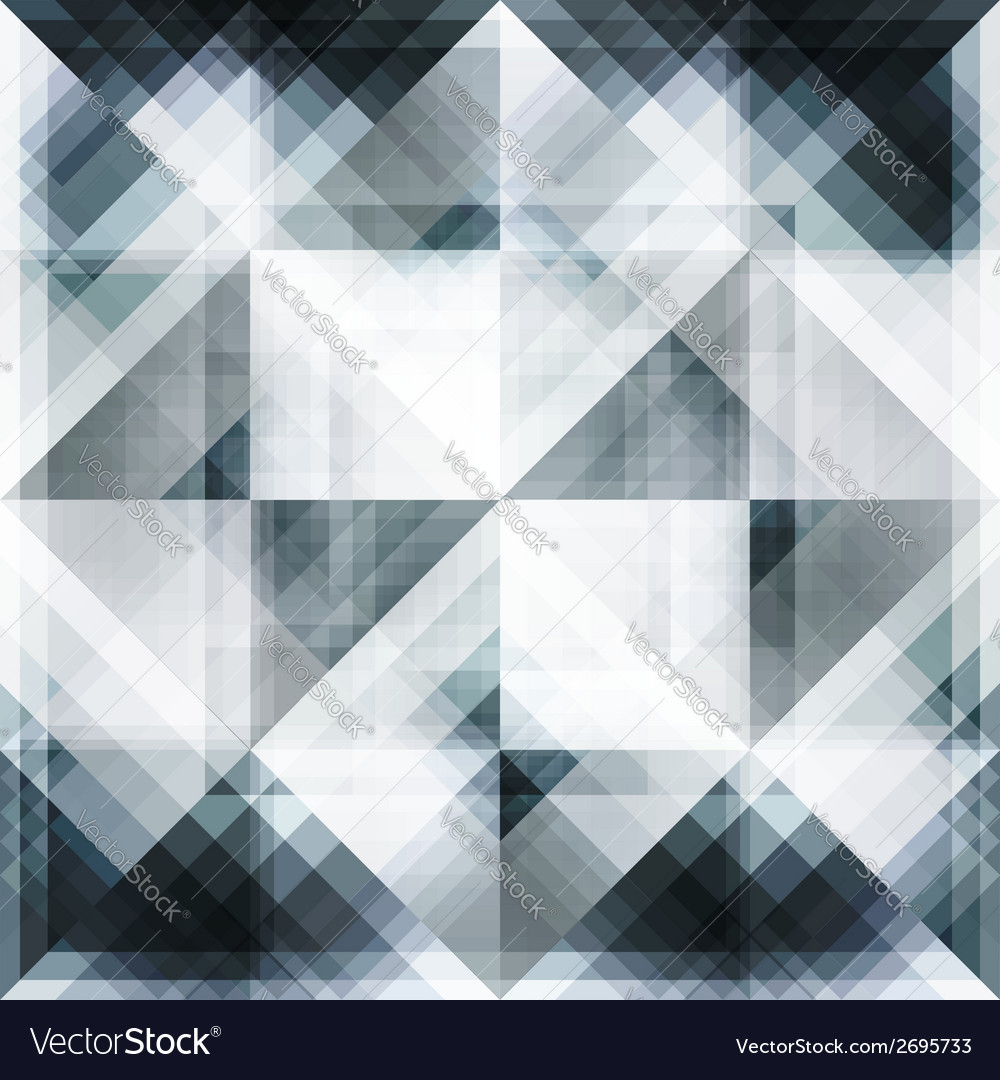 Abstract squares background vector | Price: 1 Credit (USD $1)