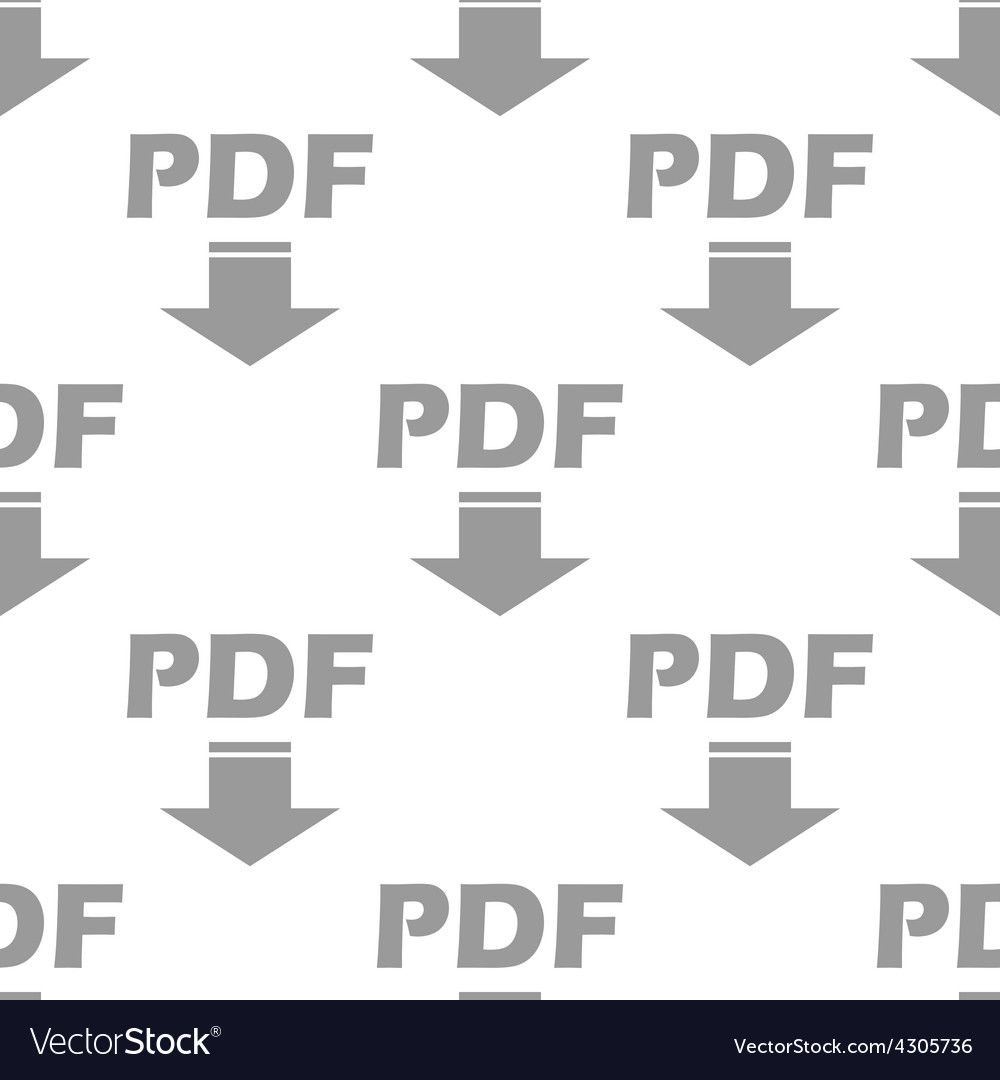 New pdf seamless pattern vector | Price: 1 Credit (USD $1)