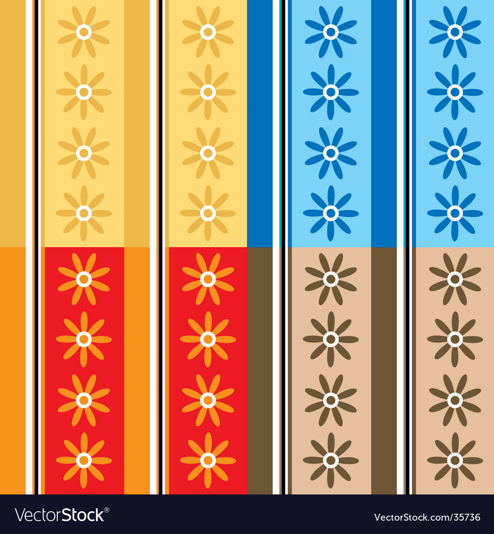 Seventies petal vector | Price: 1 Credit (USD $1)