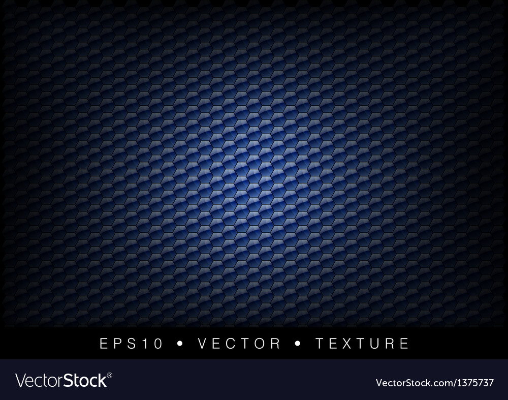 Hexagon background blue small vector | Price: 1 Credit (USD $1)