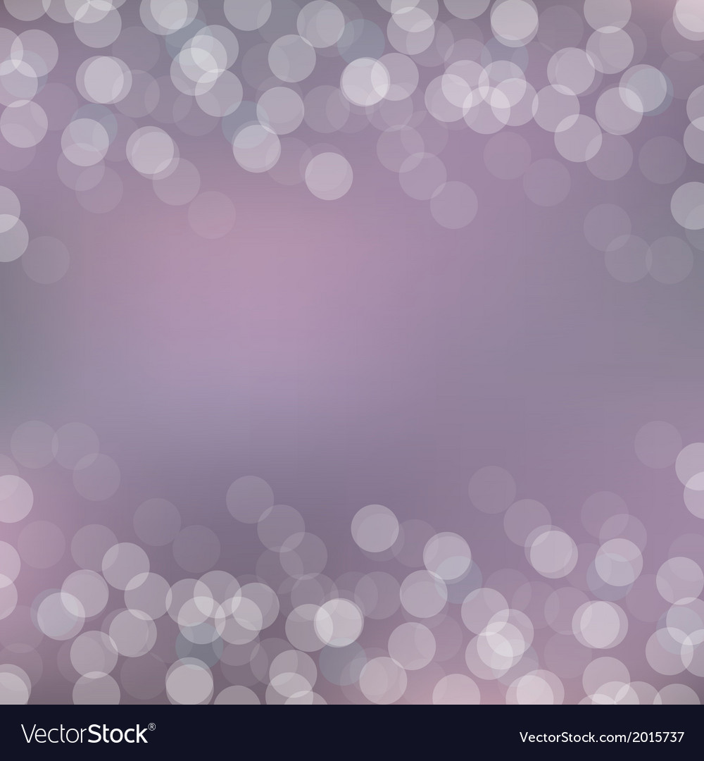 Violet card with bokeh vector | Price: 1 Credit (USD $1)
