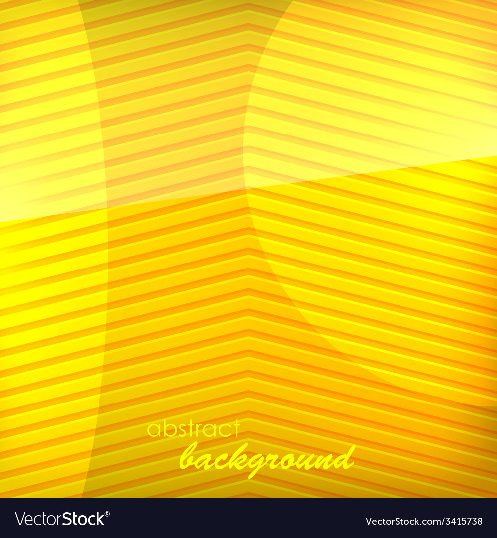 Abstract yellow background vector | Price: 1 Credit (USD $1)