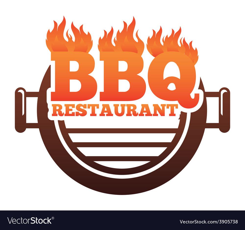 Barbecue restaurant vector   Price: 1 Credit (USD $1)