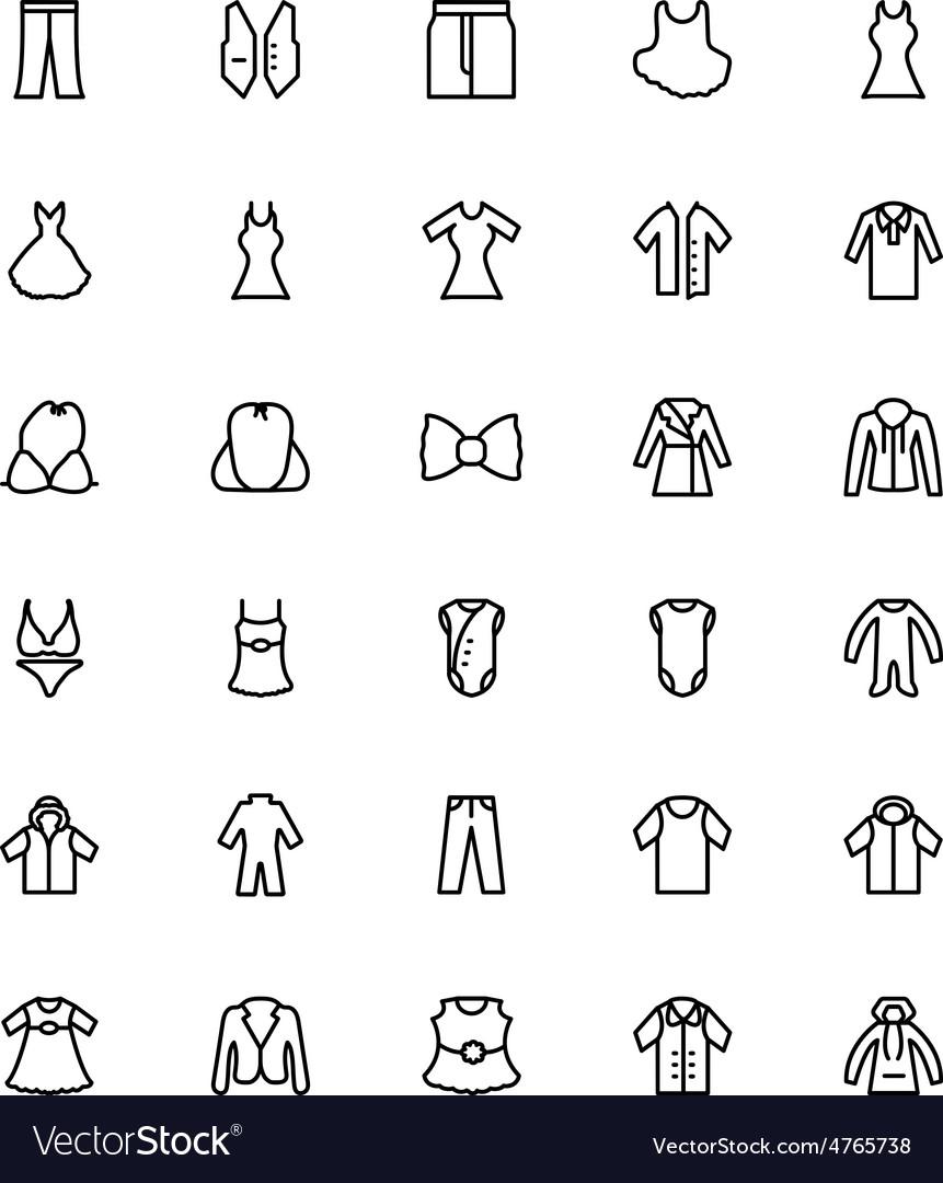 Clothes line 3 vector | Price: 1 Credit (USD $1)