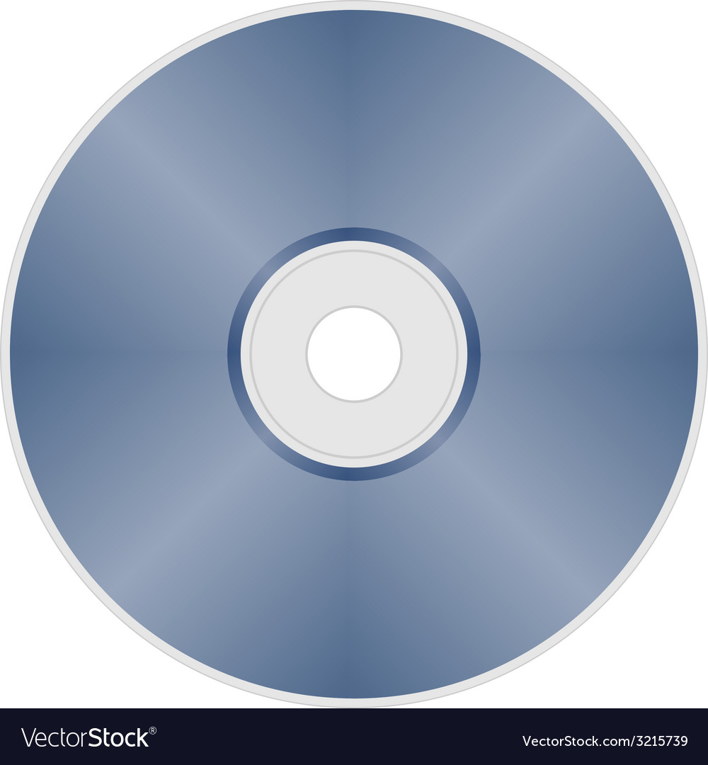 Compact disc vector | Price: 1 Credit (USD $1)