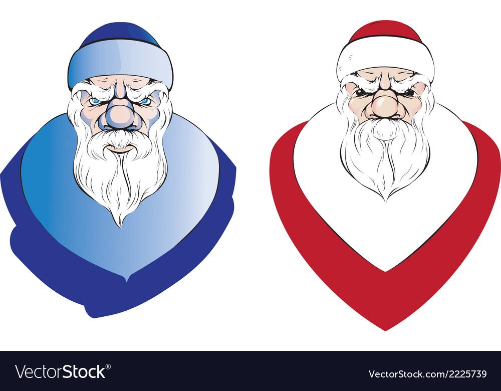 Santa claus   cartoon holidays vector | Price: 1 Credit (USD $1)