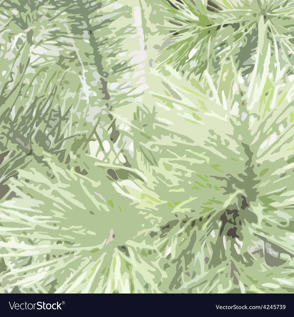 Spruce trace background vector | Price: 1 Credit (USD $1)