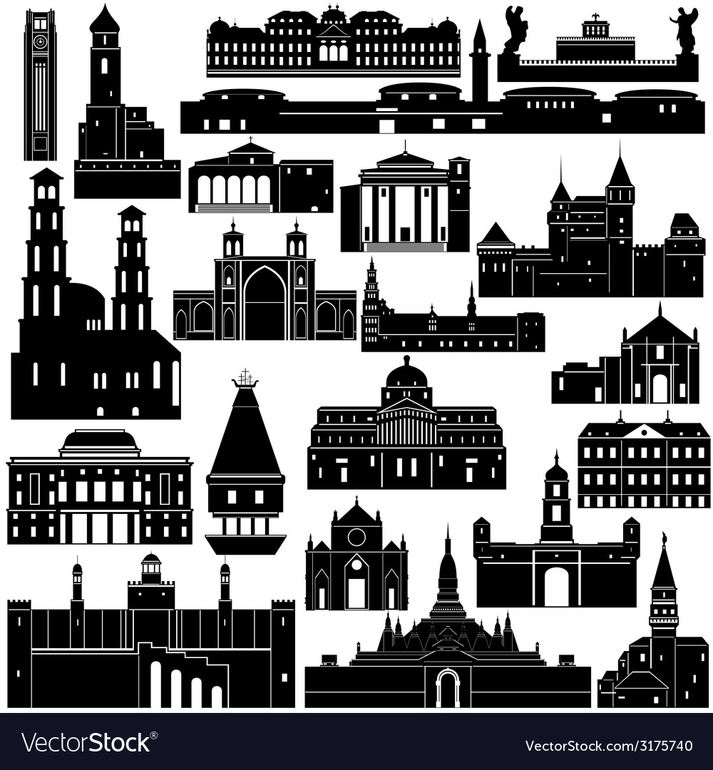 Architecture-9 vector | Price: 1 Credit (USD $1)