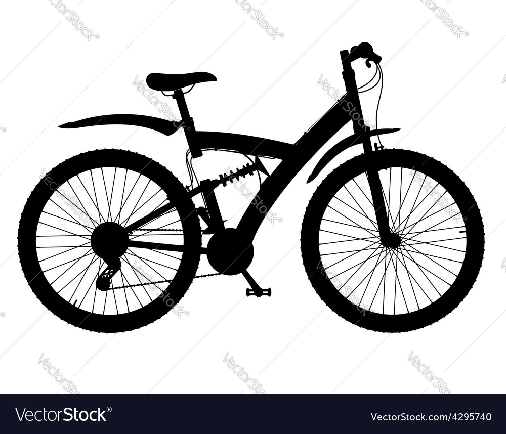 Bicycle 13 vector | Price: 1 Credit (USD $1)