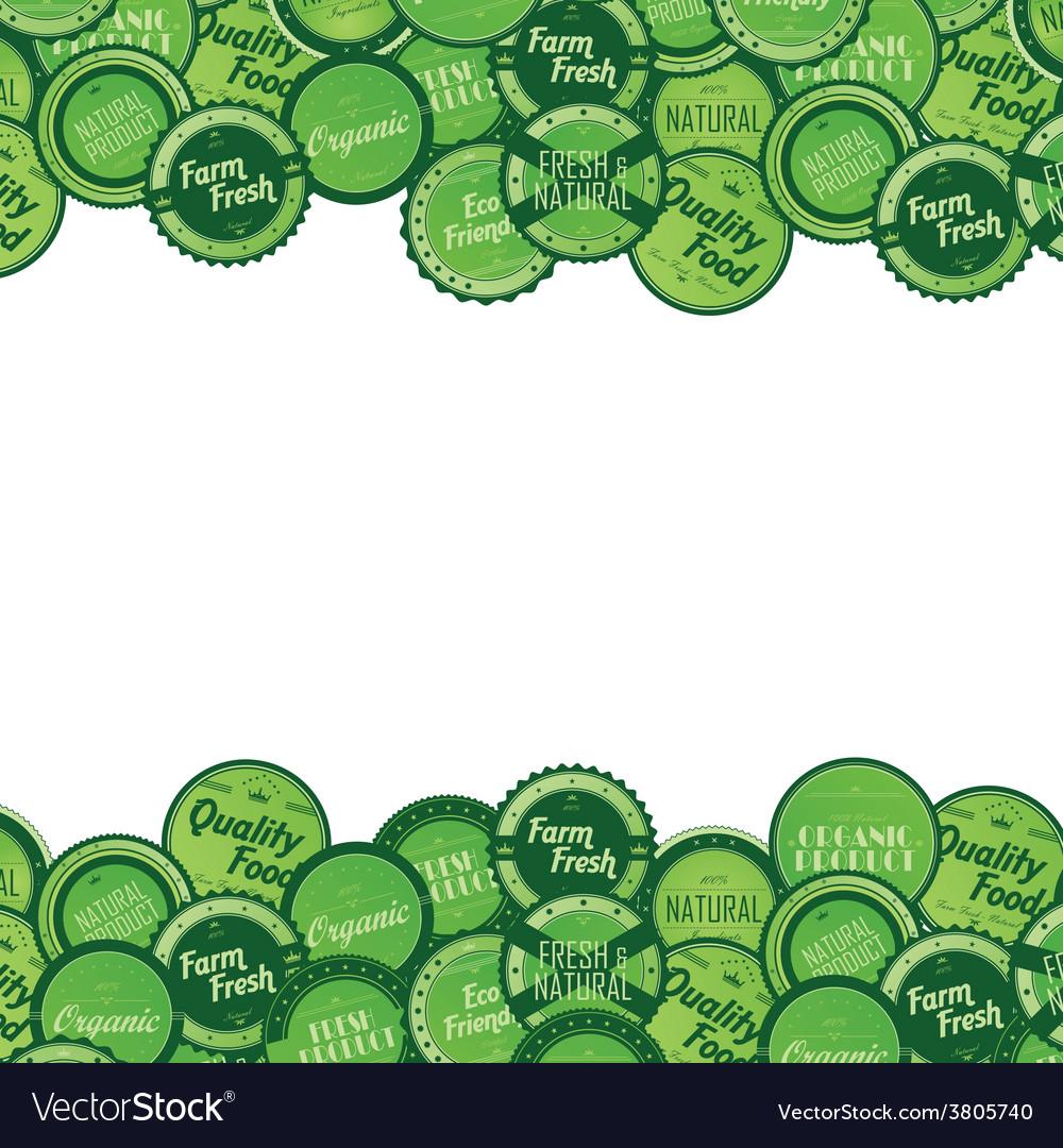 Label sticker vector | Price: 1 Credit (USD $1)