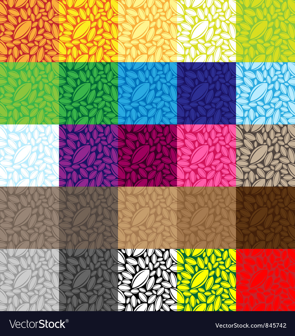 Seamless rice bran background vector | Price: 1 Credit (USD $1)