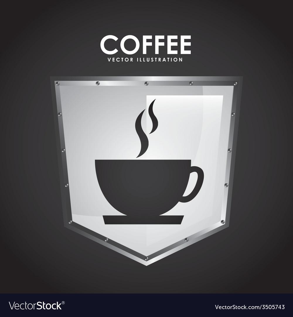 Coffee shop design vector | Price: 1 Credit (USD $1)