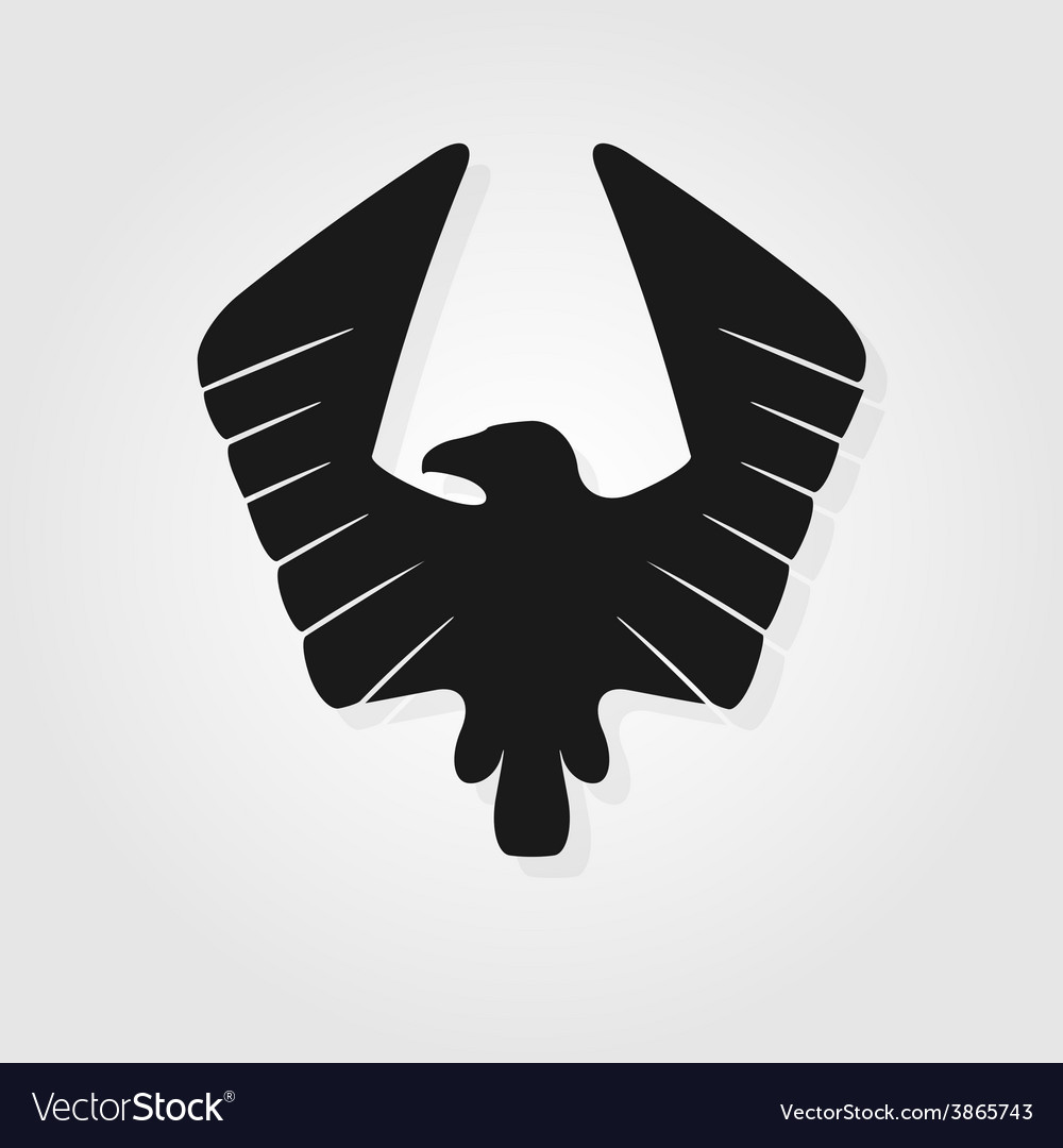 Eagle symbol - vector | Price: 1 Credit (USD $1)