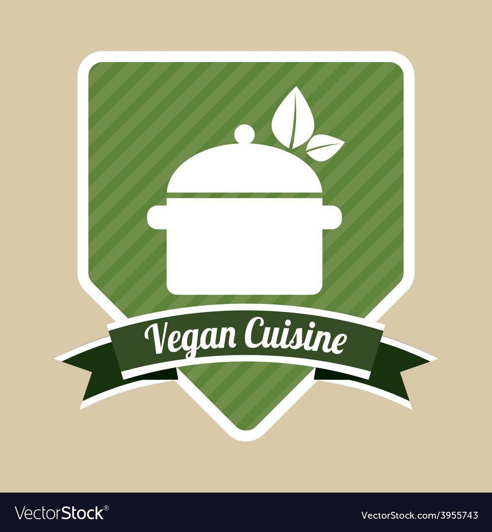 Vegan food vector | Price: 1 Credit (USD $1)