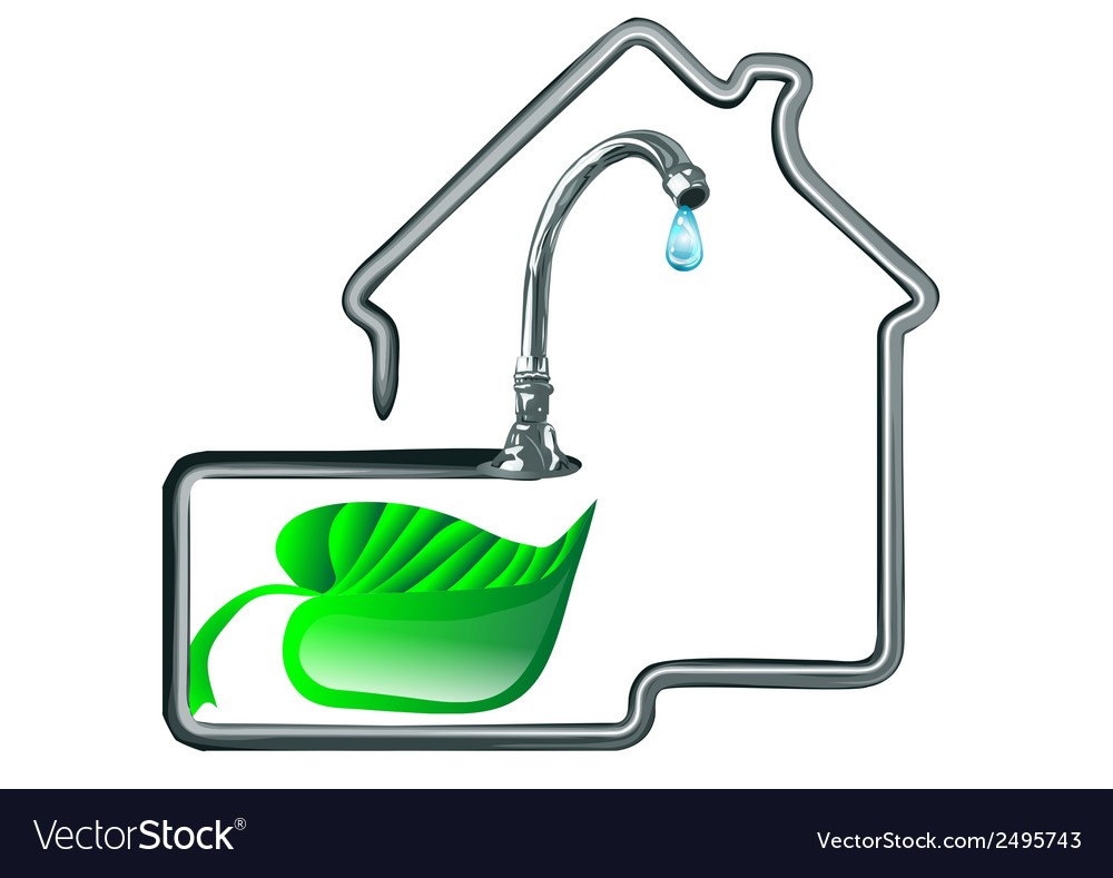 Water supply vector   Price: 1 Credit (USD $1)