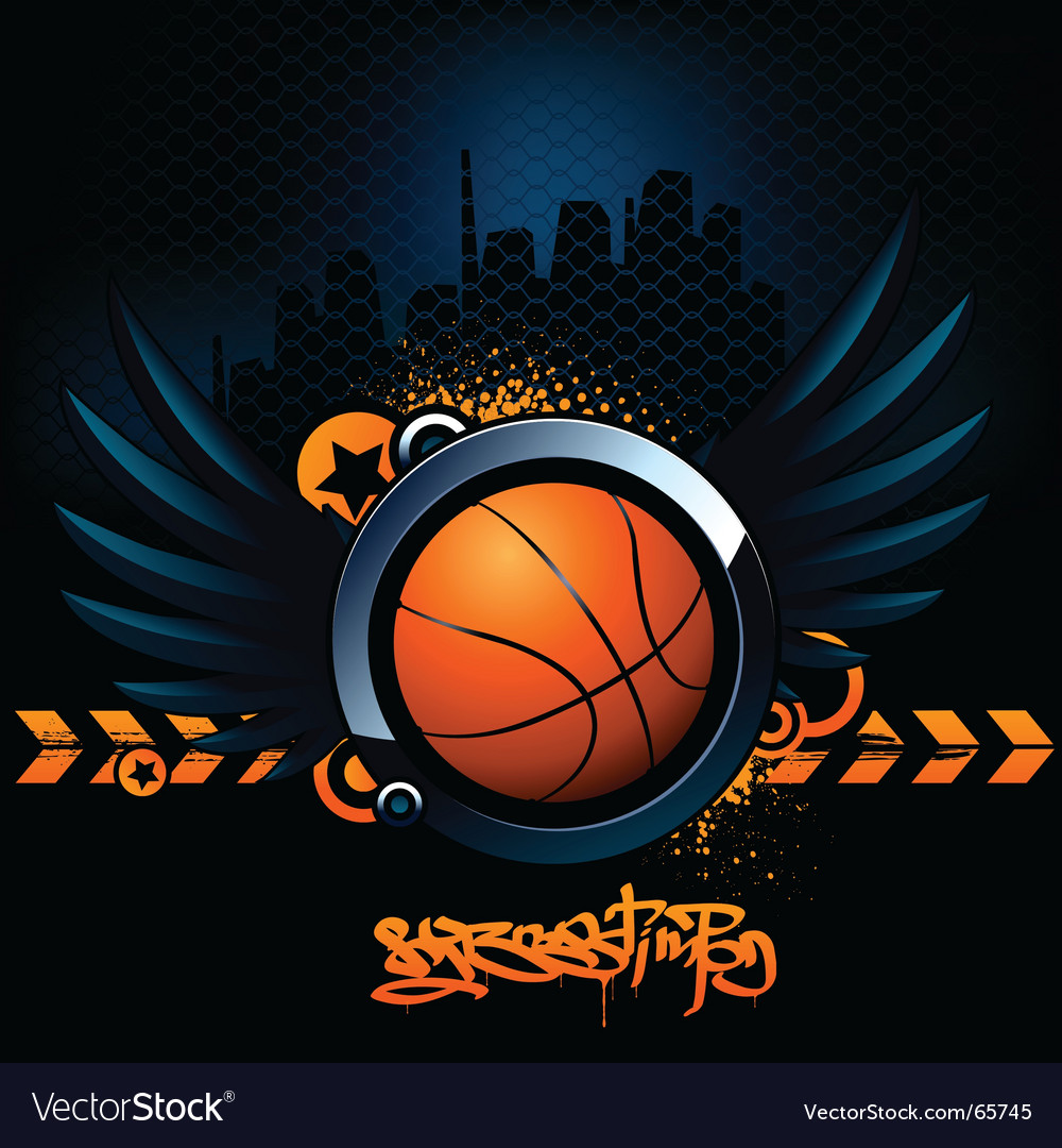 Basketball vector | Price: 3 Credit (USD $3)