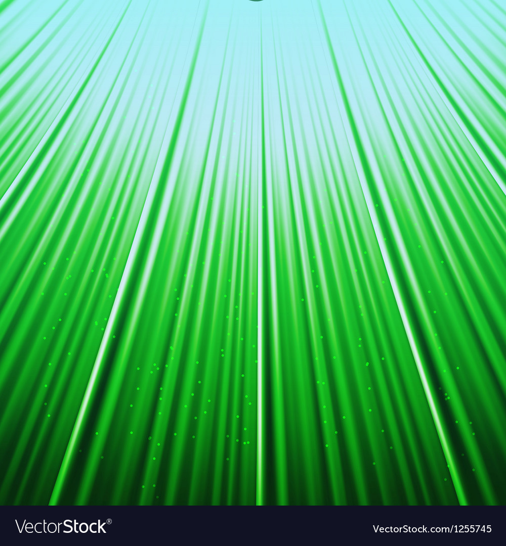 Bottom up view grass to blue sky vector | Price: 1 Credit (USD $1)
