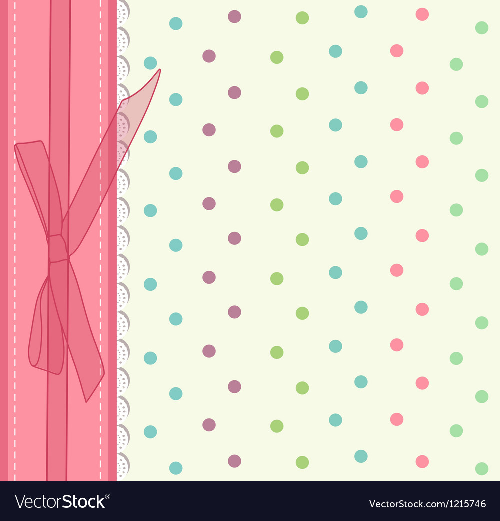 Vintage girl wedding card vector | Price: 1 Credit (USD $1)