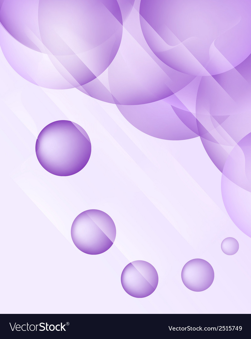 Abstract lilac background vector | Price: 1 Credit (USD $1)