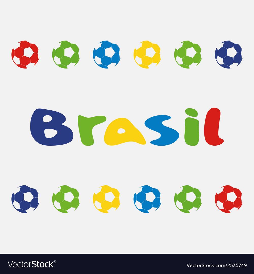 Brasil 2014 vector   Price: 1 Credit (USD $1)