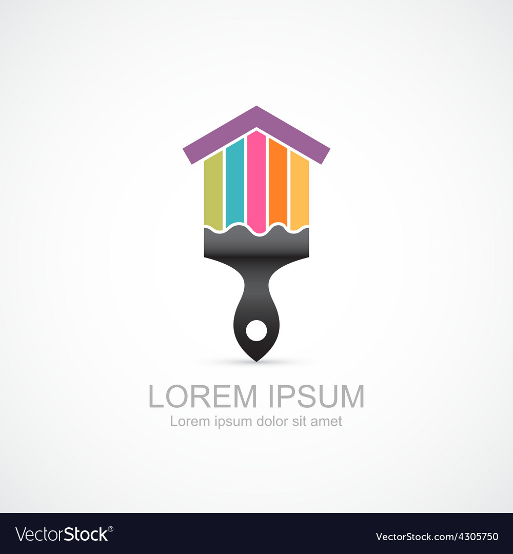 House renovation icon vector | Price: 1 Credit (USD $1)