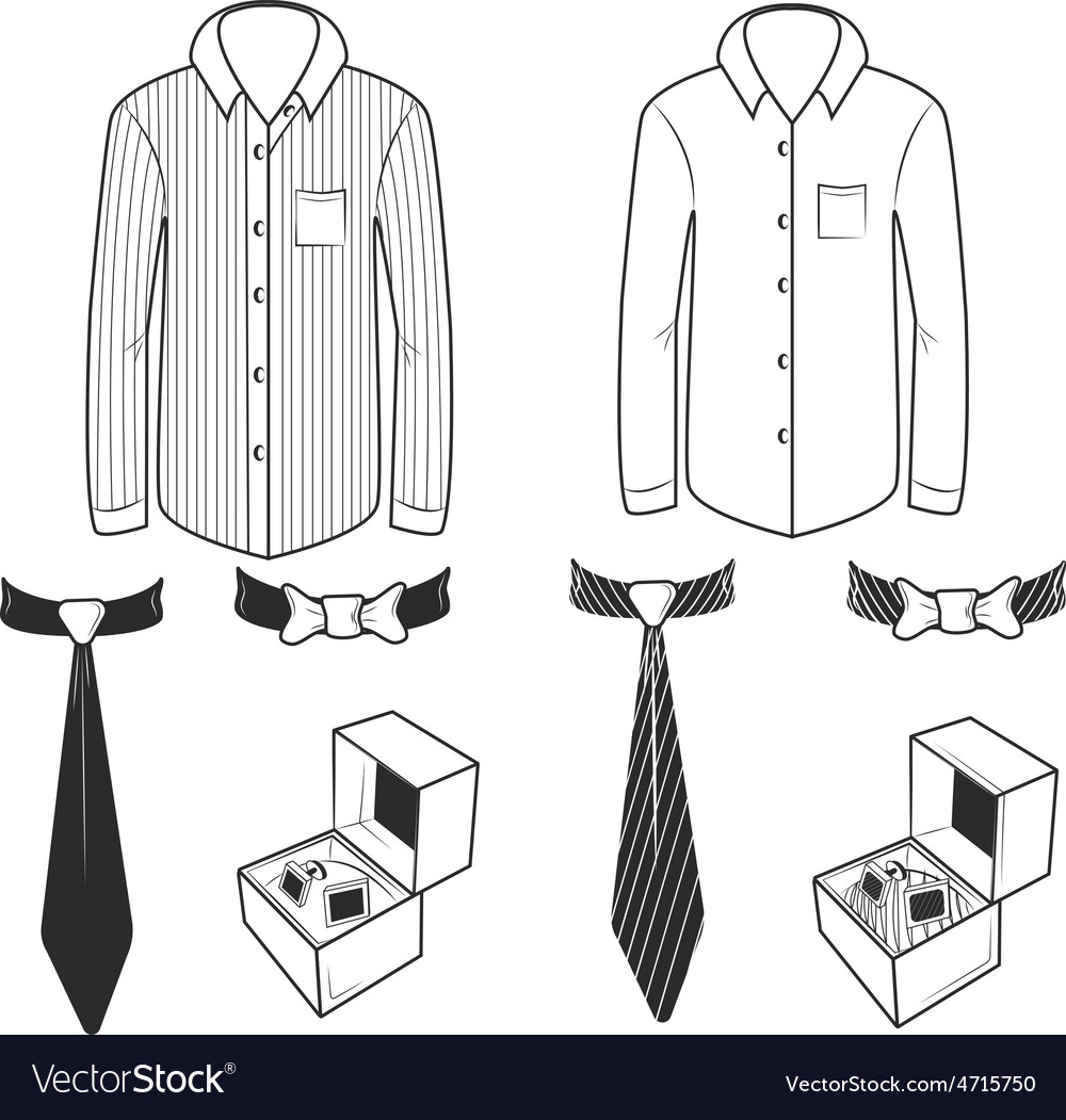 Shirts vector | Price: 1 Credit (USD $1)