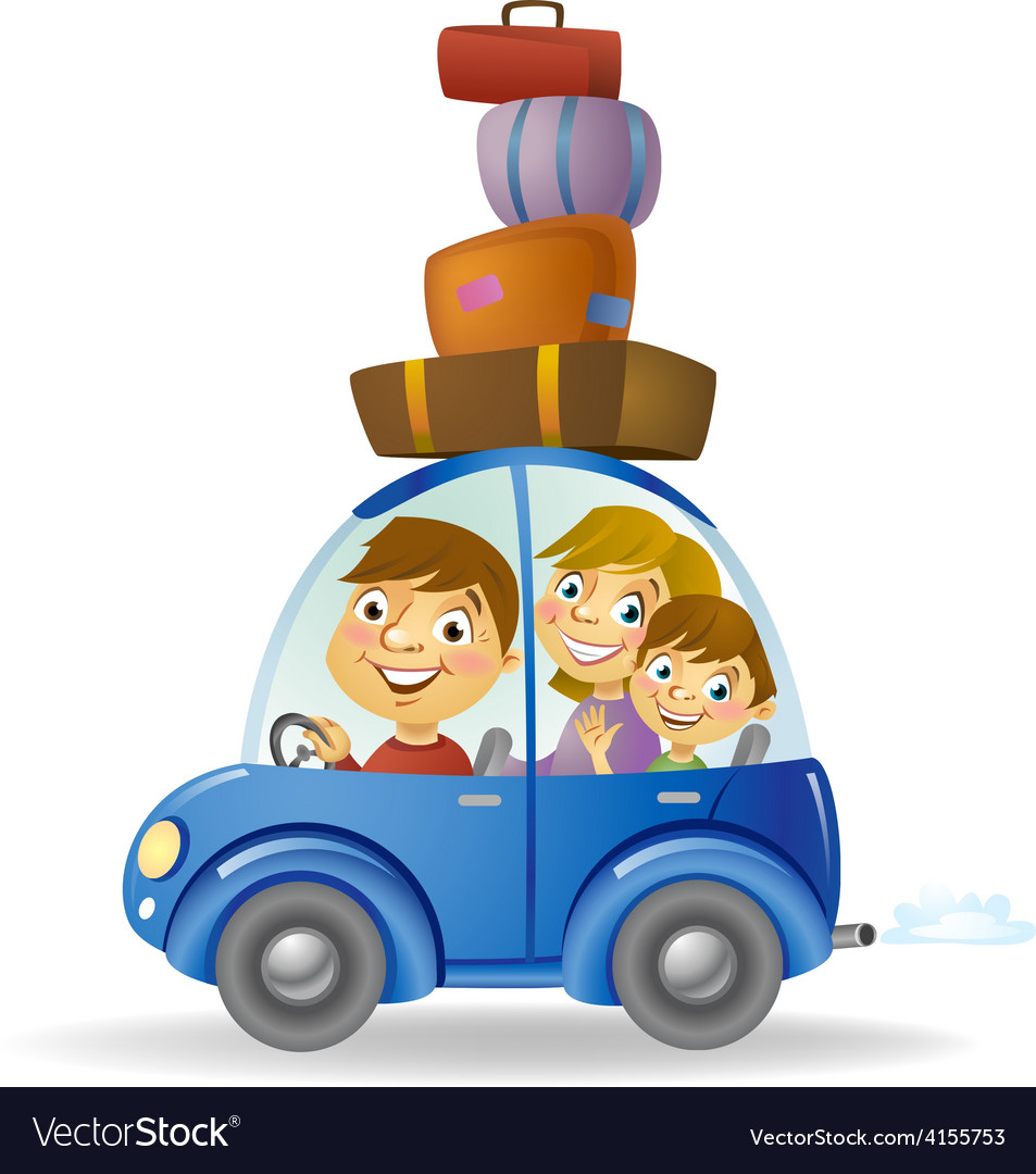 Family car vector   Price: 3 Credit (USD $3)