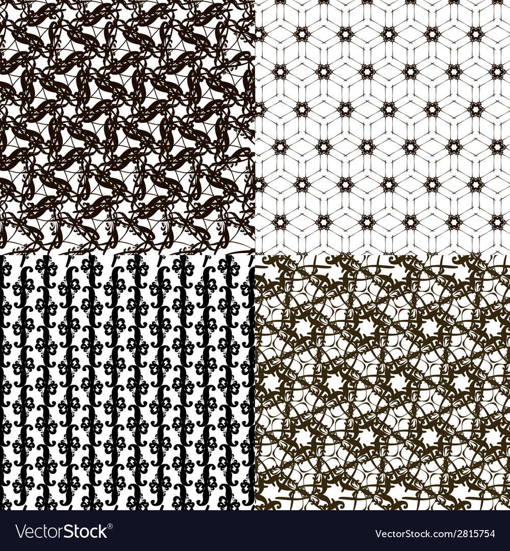 Set pattern - geometric simple modern texture with vector | Price: 1 Credit (USD $1)