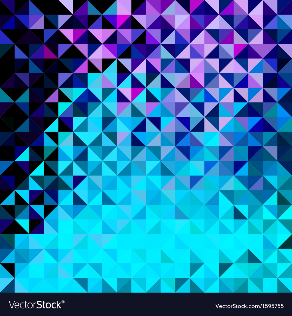 Abstract geometric color background vector | Price: 1 Credit (USD $1)