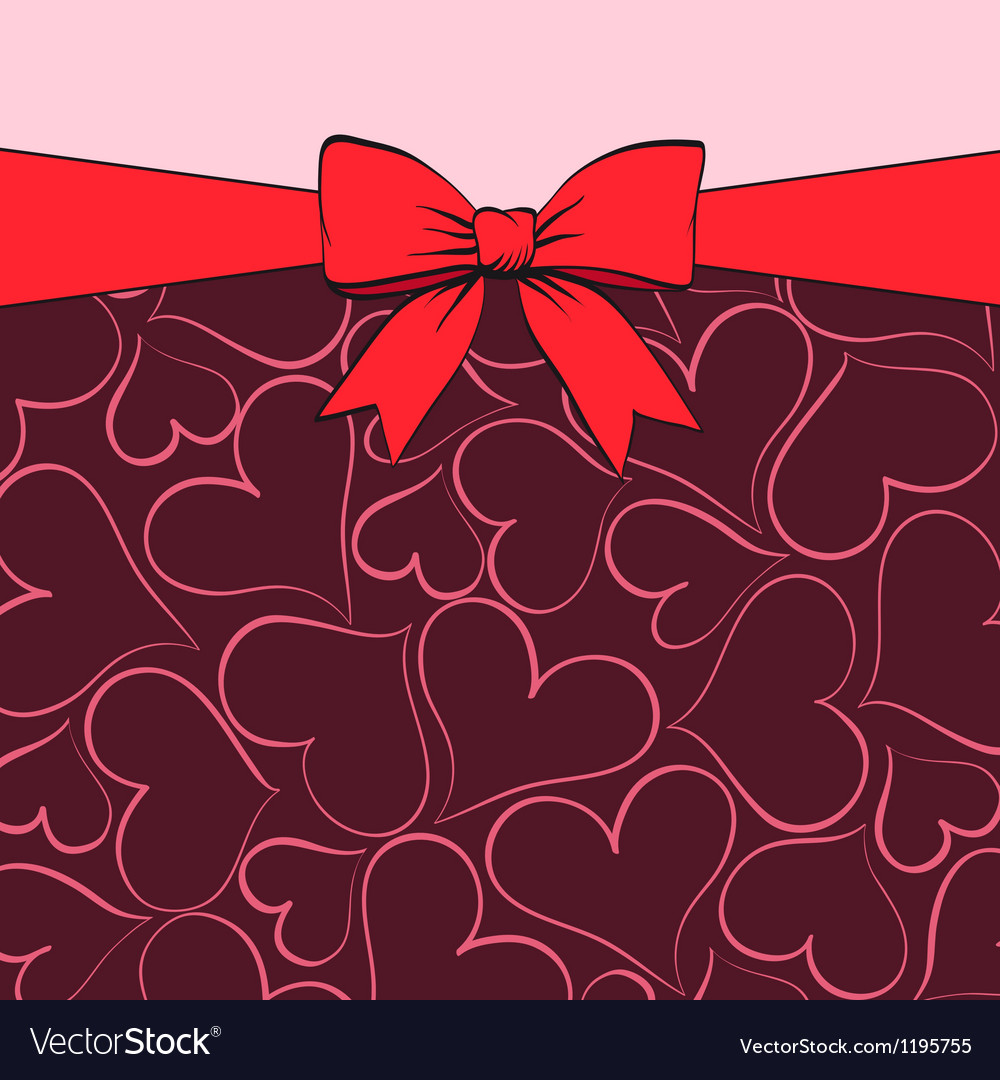 Greeting card for valentine vector | Price: 1 Credit (USD $1)