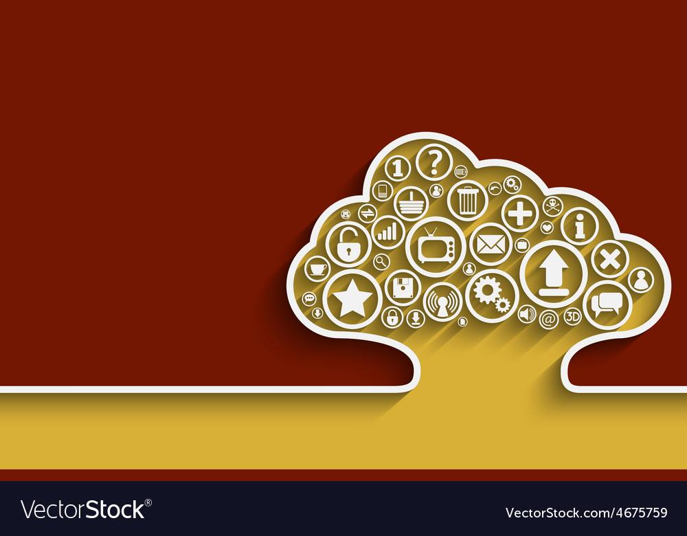 Cloudapp vector   Price: 1 Credit (USD $1)
