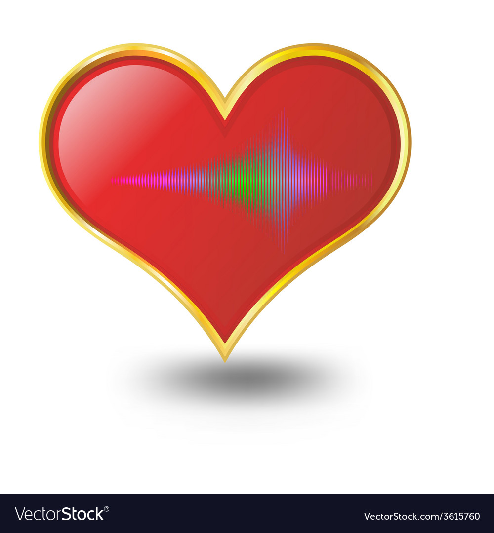 Heart icon vector   Price: 1 Credit (USD $1)