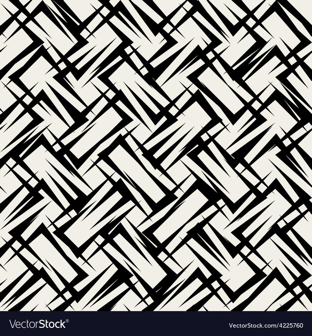 Seamless pattern modern stylish texture geometric vector | Price: 1 Credit (USD $1)