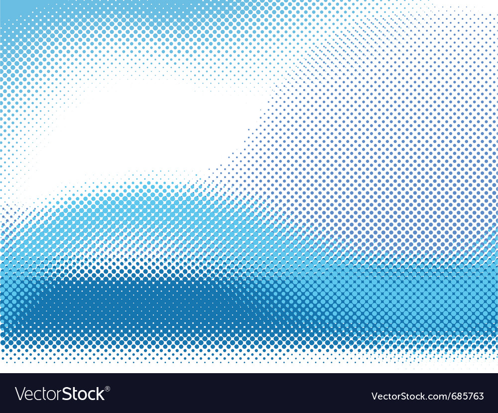 Halftone wave vector | Price: 1 Credit (USD $1)