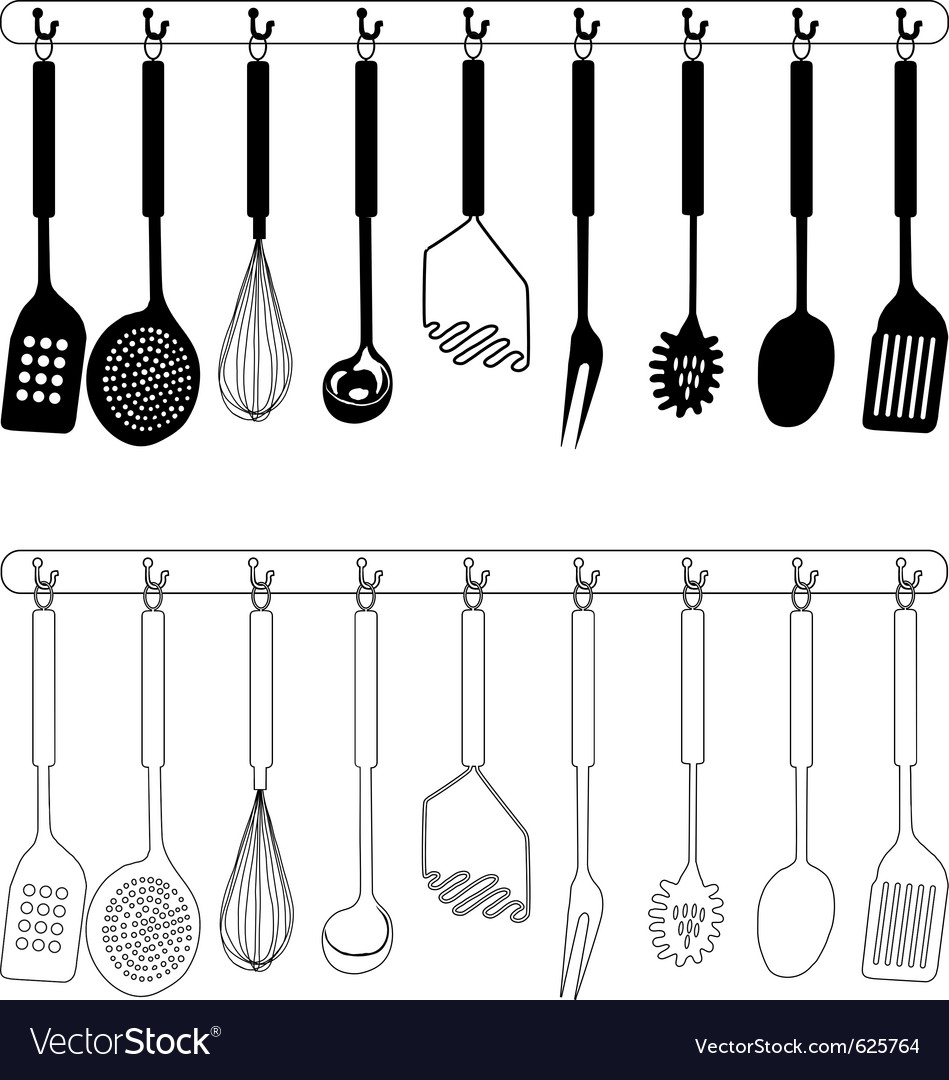 Cookware vector | Price: 1 Credit (USD $1)