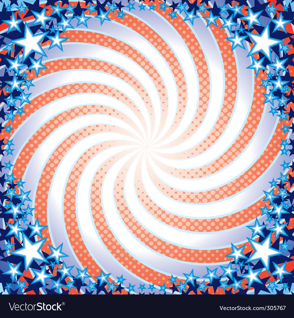 Us theme vector | Price: 1 Credit (USD $1)
