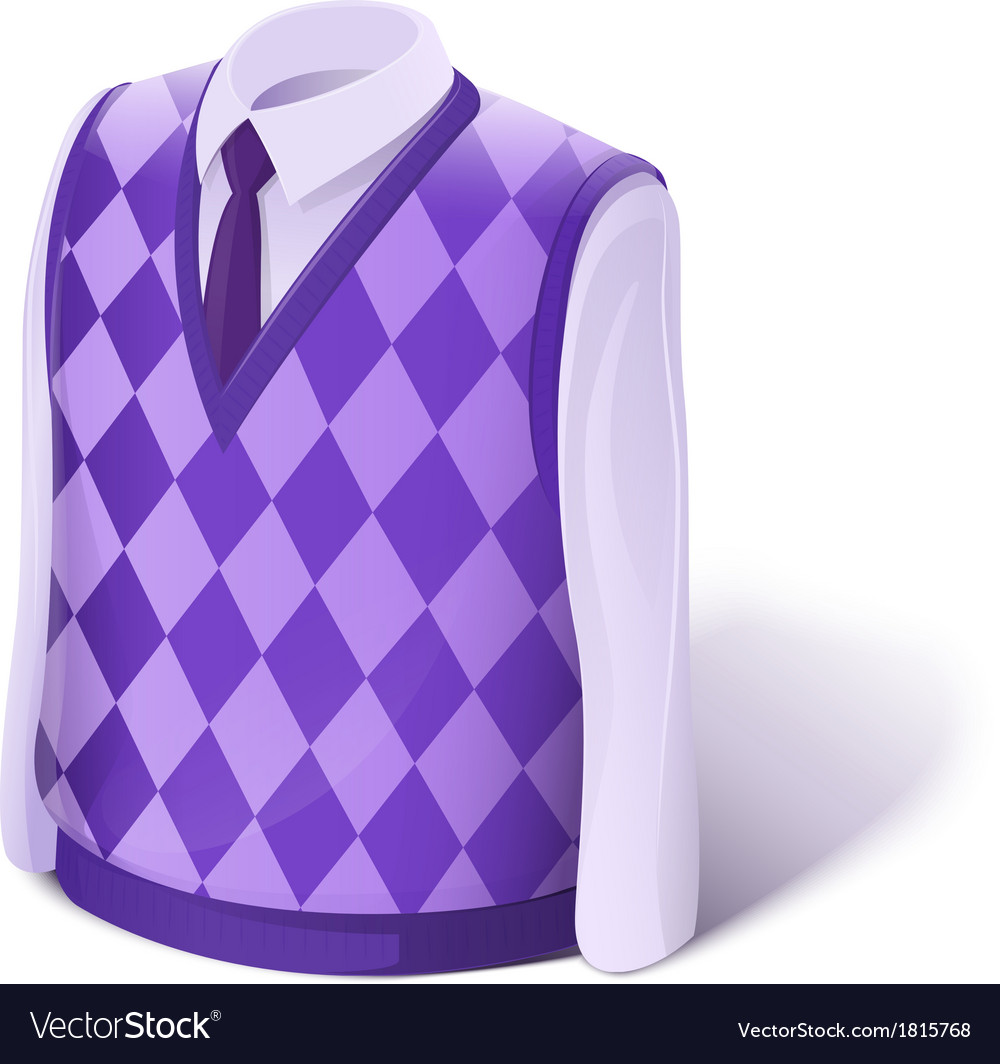 Male clothes shirt and vector | Price: 3 Credit (USD $3)